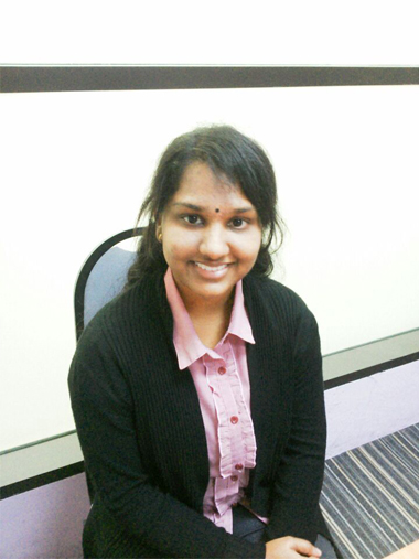 Tamilarasi, Year 2 Student, Bachelor of Psychology (Hons)