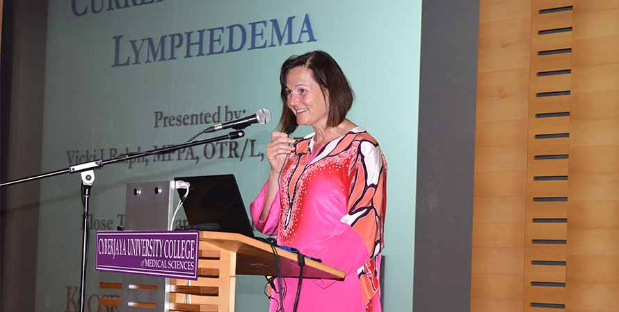 Lymphedema Therapy 3
